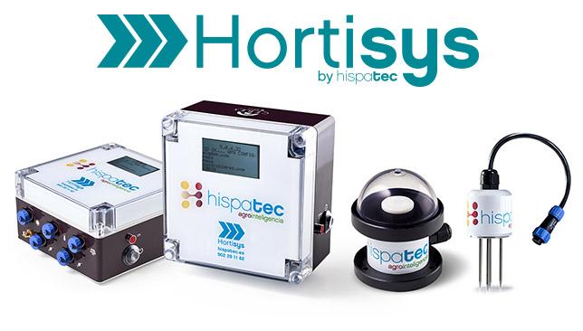 hortisys hispatec sensores agricultura