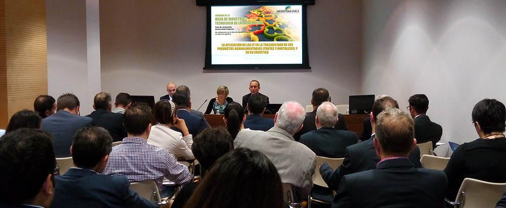 Trazabilidad agroalimentaria Enrique Colilles y Juan Antonio Estrada Hispatec