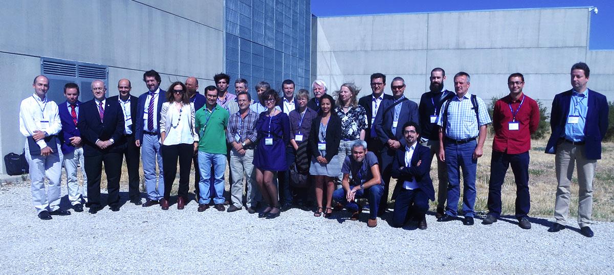 Integrantes del Consorcio WEAM4i
