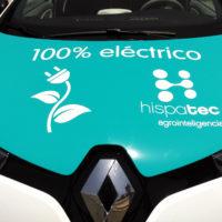 Coche eléctrico Almería Renault ZOE