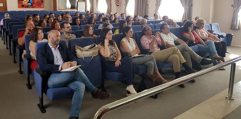 Evento celebrado en Huelva junto a Newtic