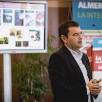 Jornada de la Agricultura almeriense Pascual romera hispatec