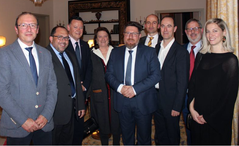 Embajada berlín hispatec fruit logistica 2018