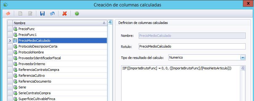 creacion de columnas erpagro 1