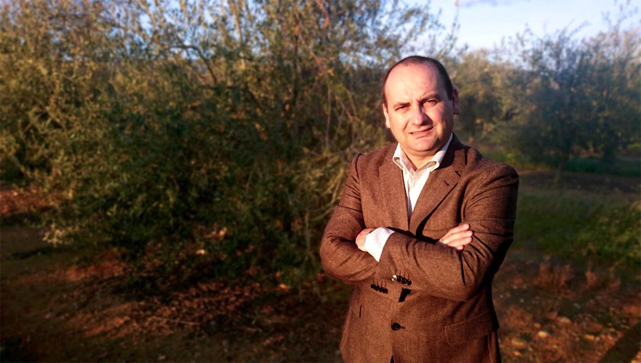 Custodio López de Hispatec Analytics, especialista en agricultura 4.0