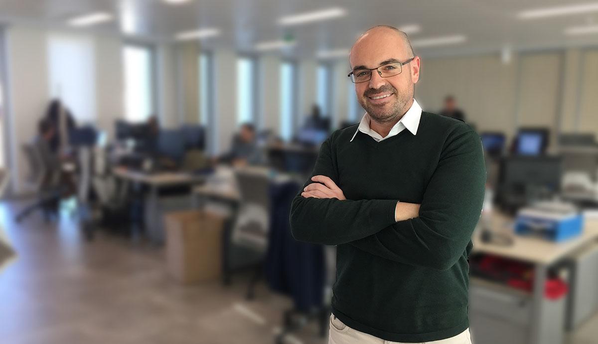 Juan Antonio Estrada, responsable de desarrollo del Módulo de Control de Producción