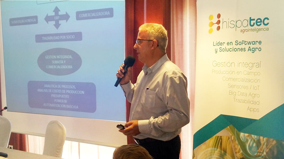 Big Data Agro en Murcia