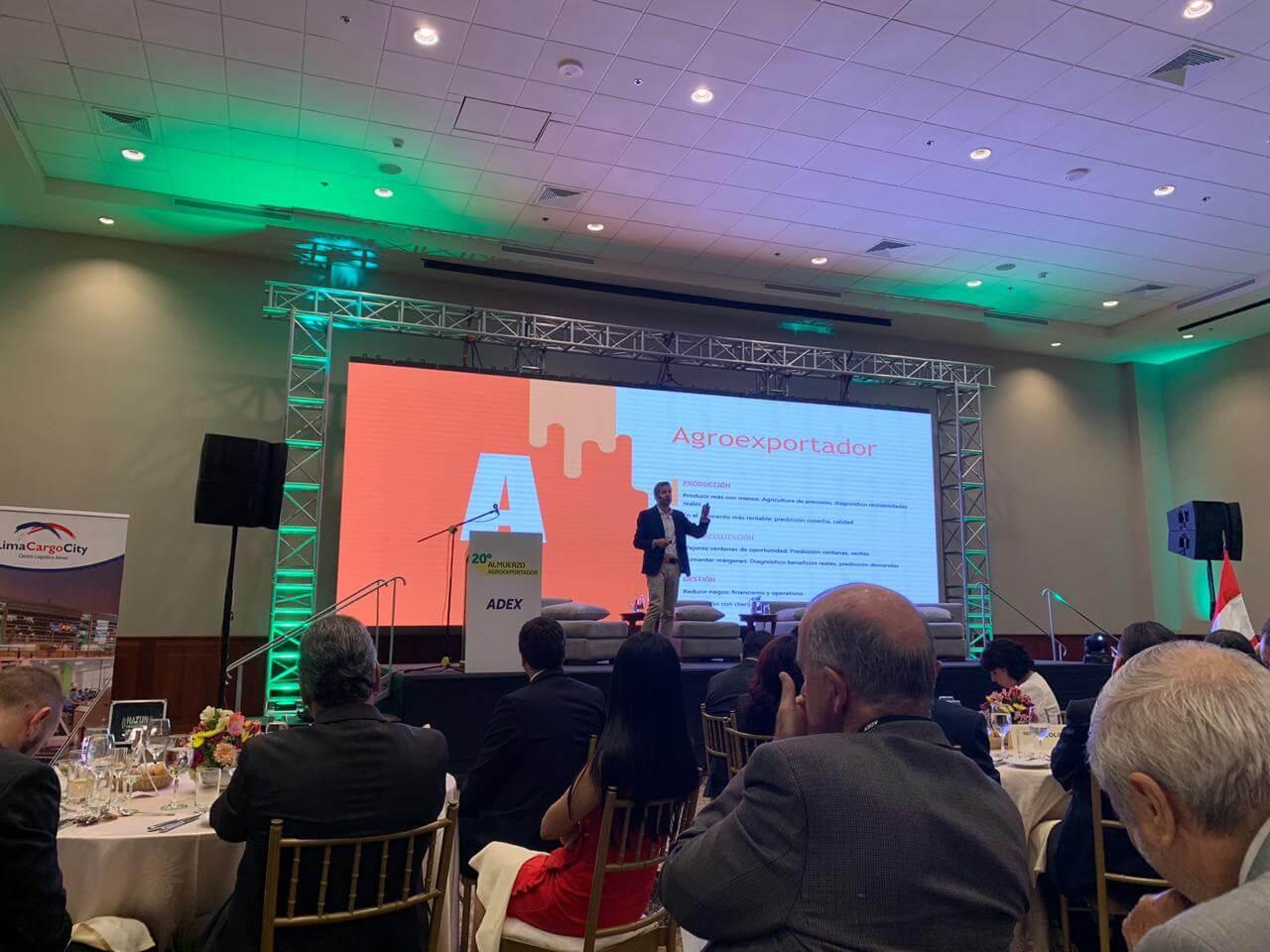 Big Data en el Perú agroexportador