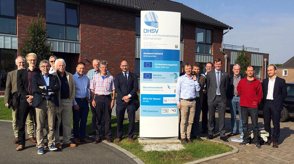 Nuestra visión sobre la eficiencia en uso de Agua en EUWMA