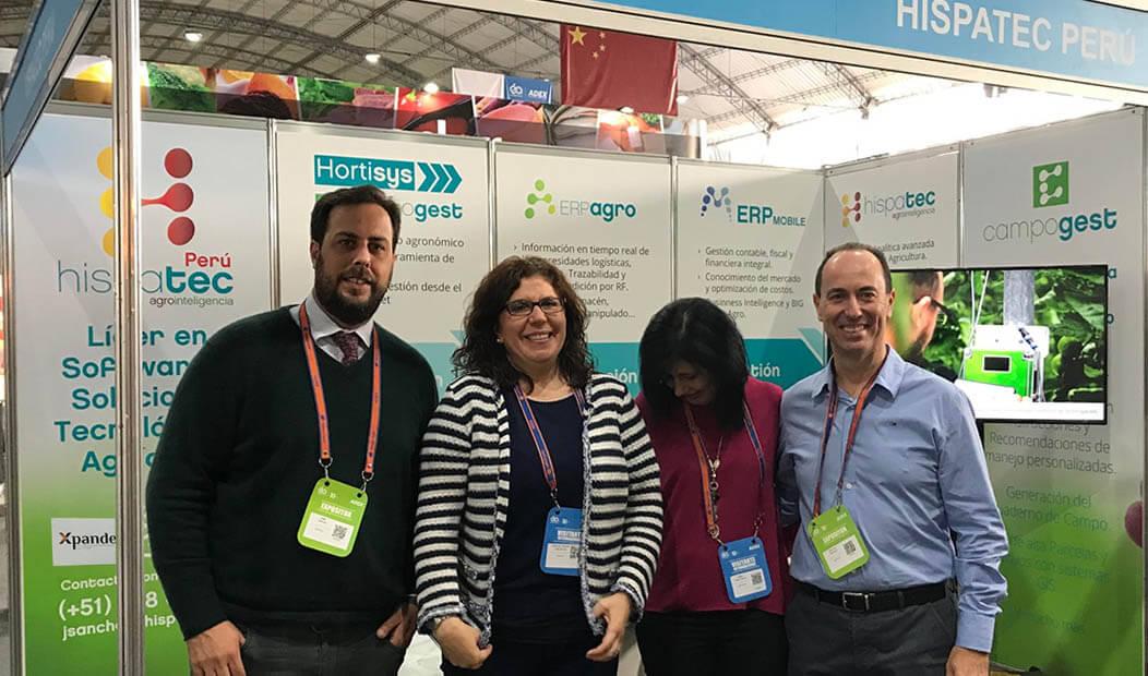 Smart agro en Perú, Expoalimentaria 2018