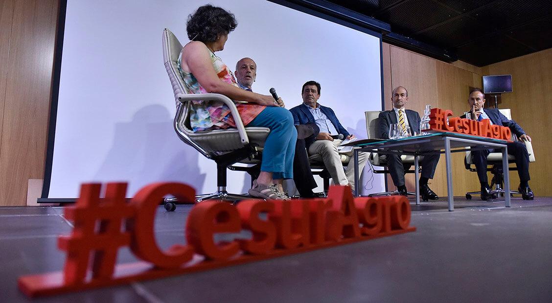 Colaborando con CESUR en su evento agroalimentario
