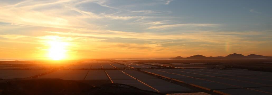 """Rancho """"Los Pinos"""", en Baja California, es nuestro primer cliente internacional."""