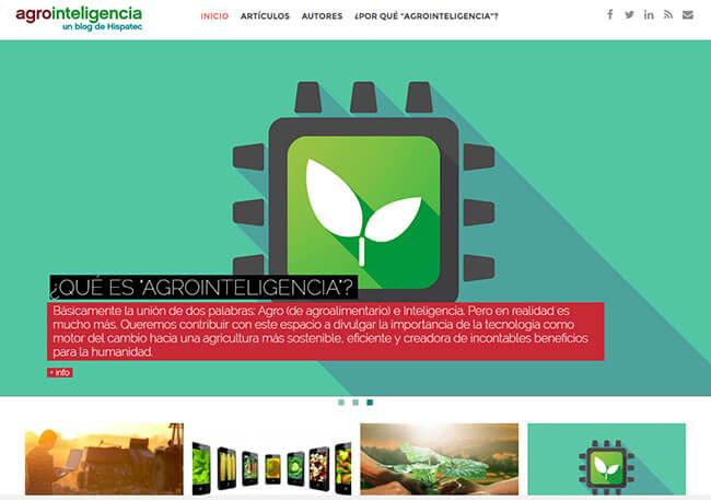 Bienvenido Agrointeligencia.com