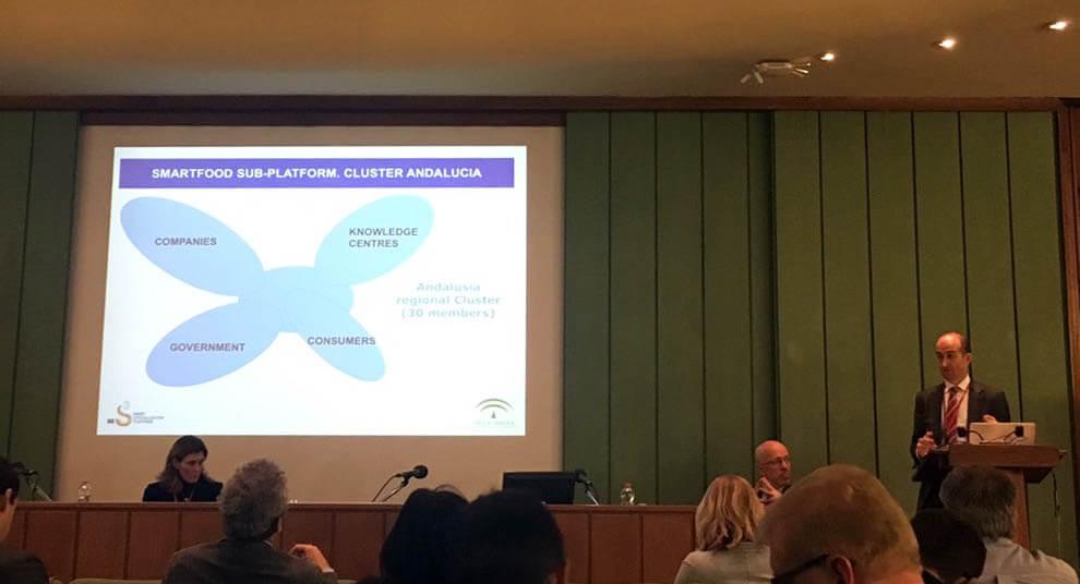 """Apostamos por la iniciativa andaluza de """"Trazabilidad y Big Data"""""""