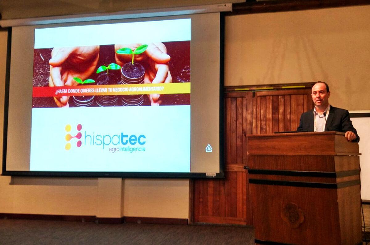 Jornadas de Agroindustria en Chile con Hispatec