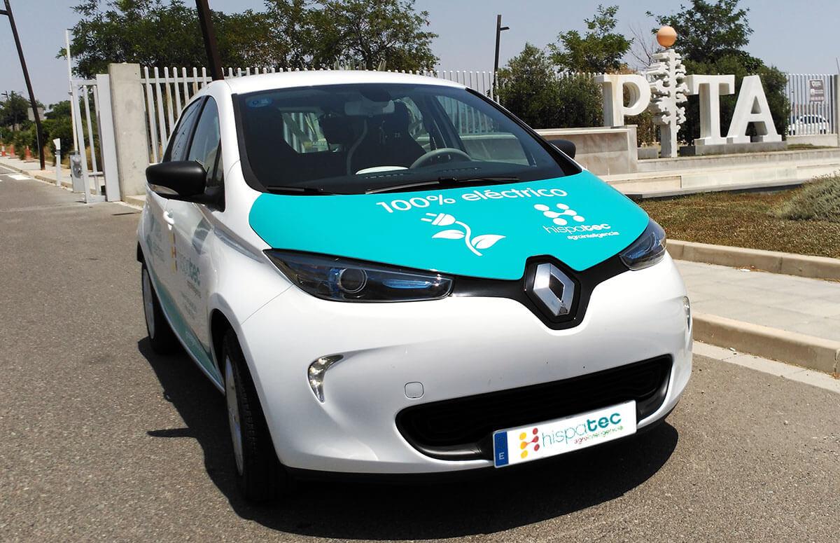 Nuestro primer coche eléctrico ¡100%!