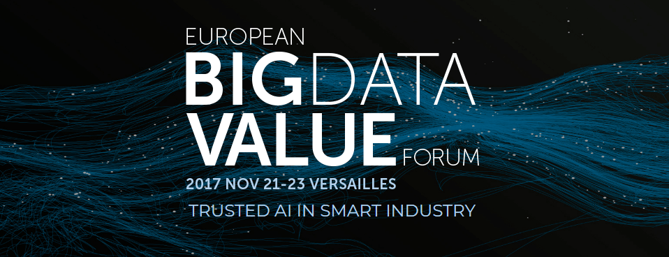 Participamos en el European Big Data Value Forum