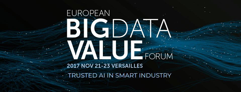 Participamos en el European Big Data Value Forum