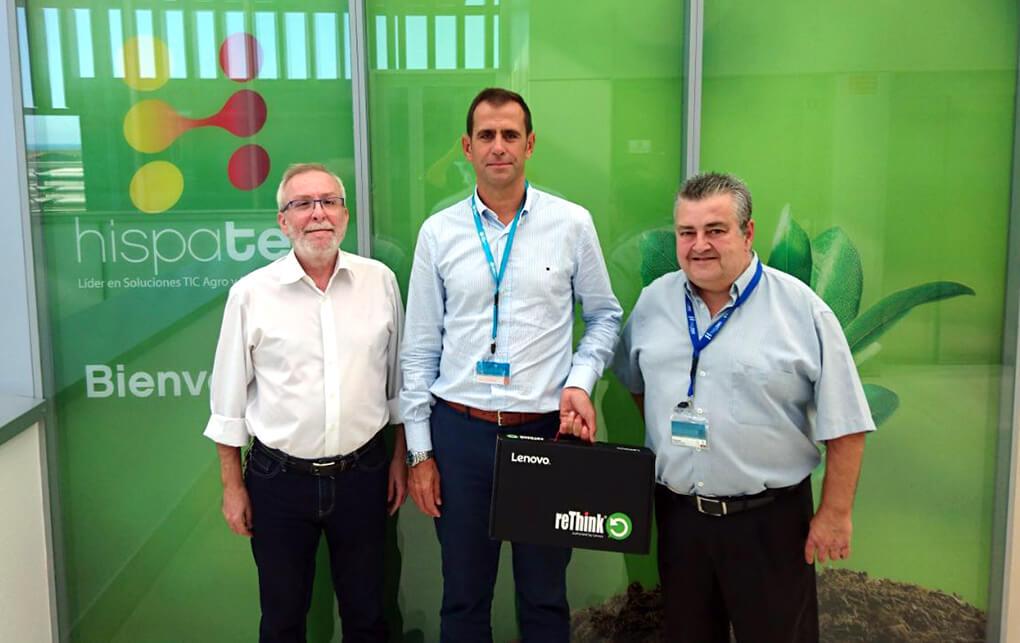 Un nuevo sorteo de Tablet y se va para Canarias