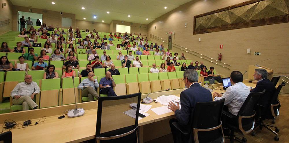 Más de 300 asistentes a los eventos S.I.I.