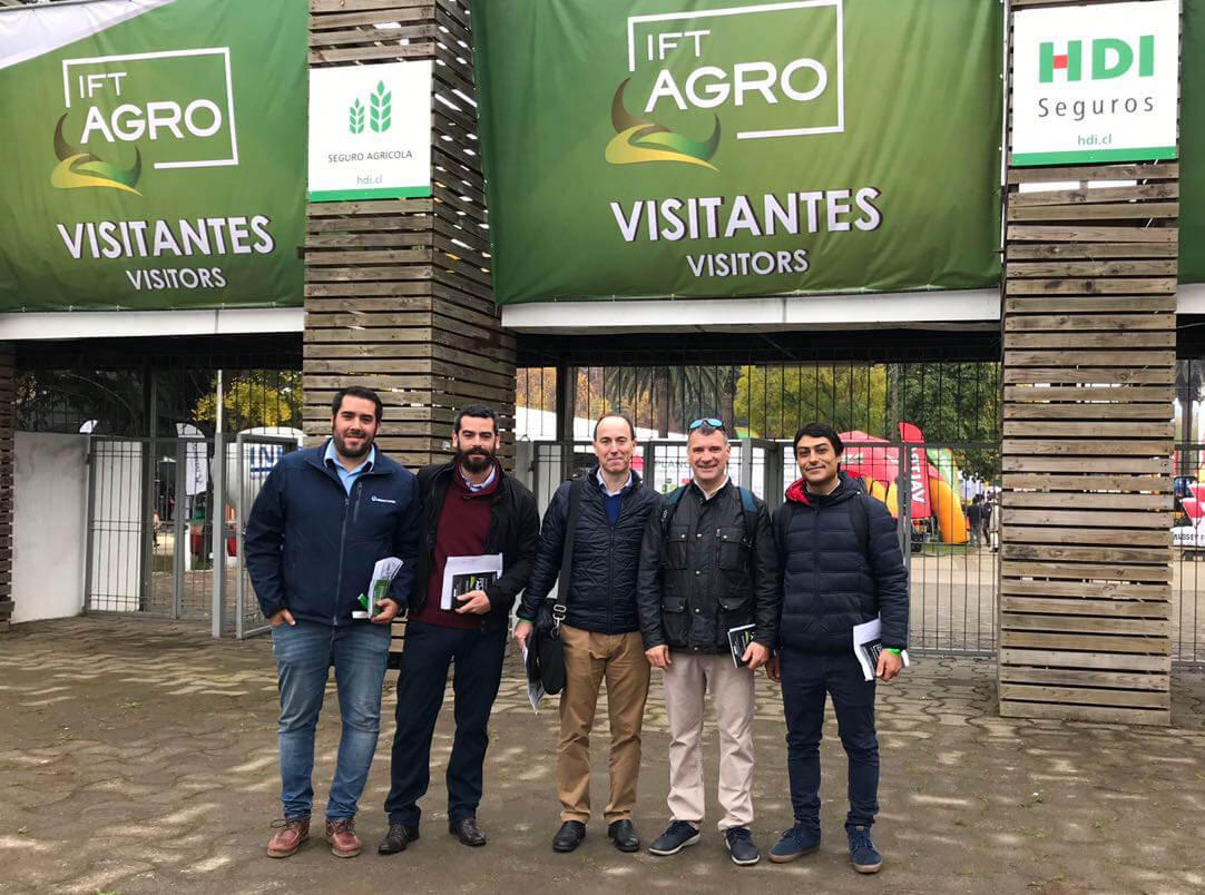 IFT-Agro Chile e Hispatec