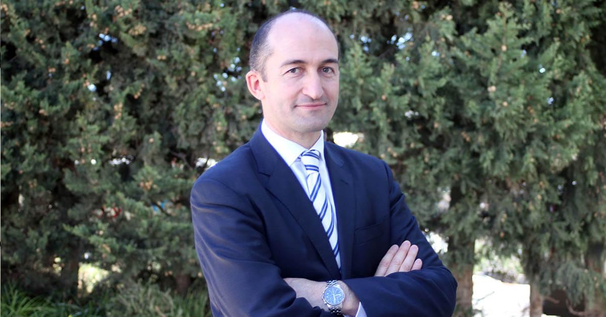 """José Luis Molina preside el grupo """"Smart Agro"""" de AMETIC."""