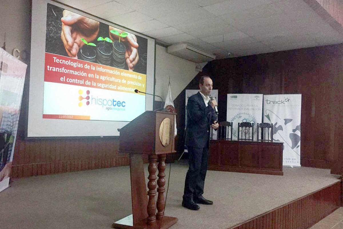 La experiencia agrícola andaluza en Perú con Extenda e INIA