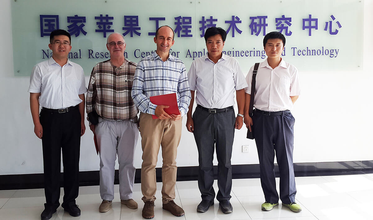 Hispatec en China – Innovation Summit Smart Agro