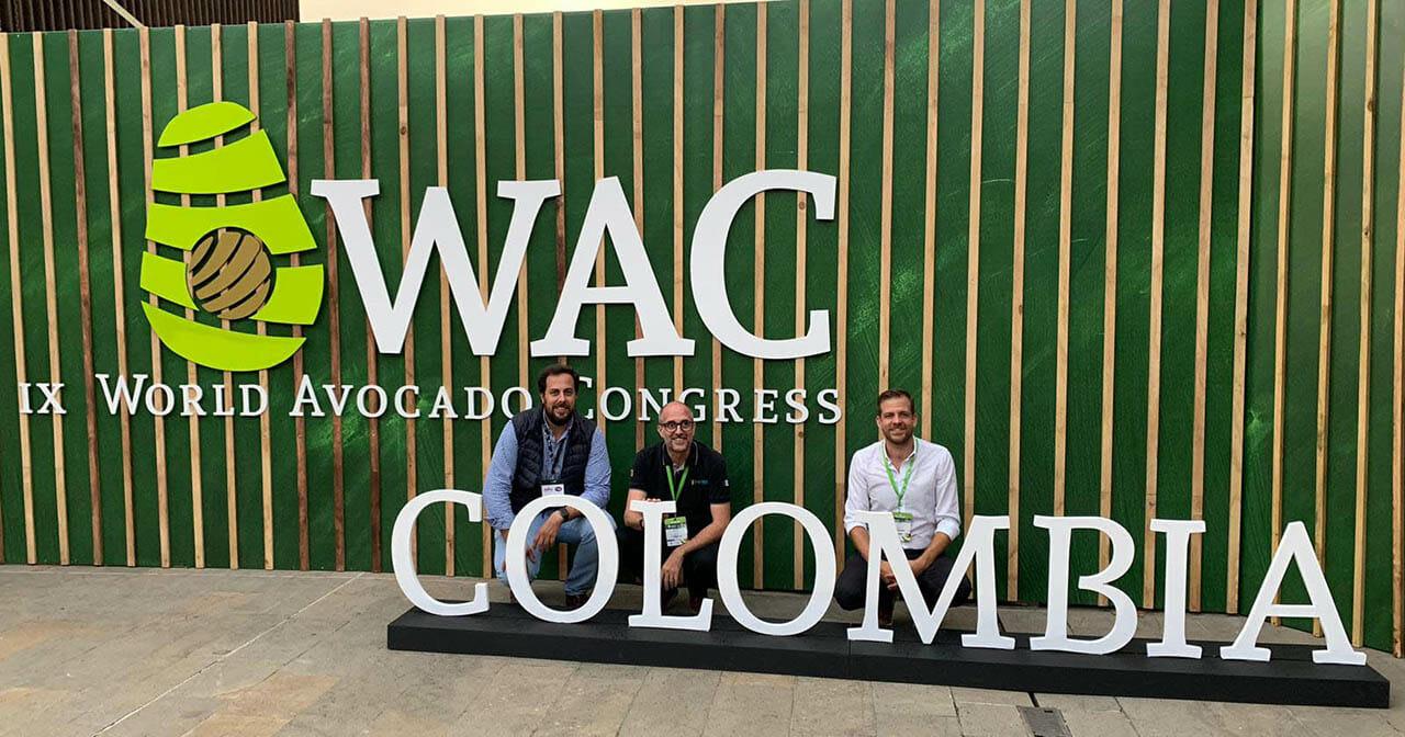 Llevamos la Agrointeligencia al World Advocado Congress en Medellín
