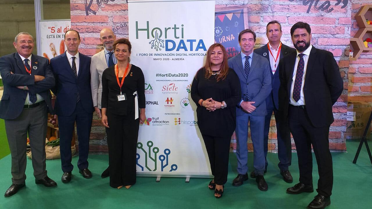 Se presenta Horti Data 2020