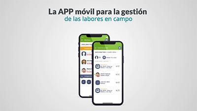 Agrotareo – App móvil para el Campo