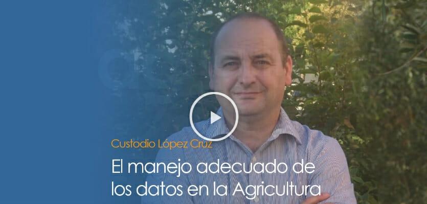 Entrevista a Custodio López en Agricultor Digital
