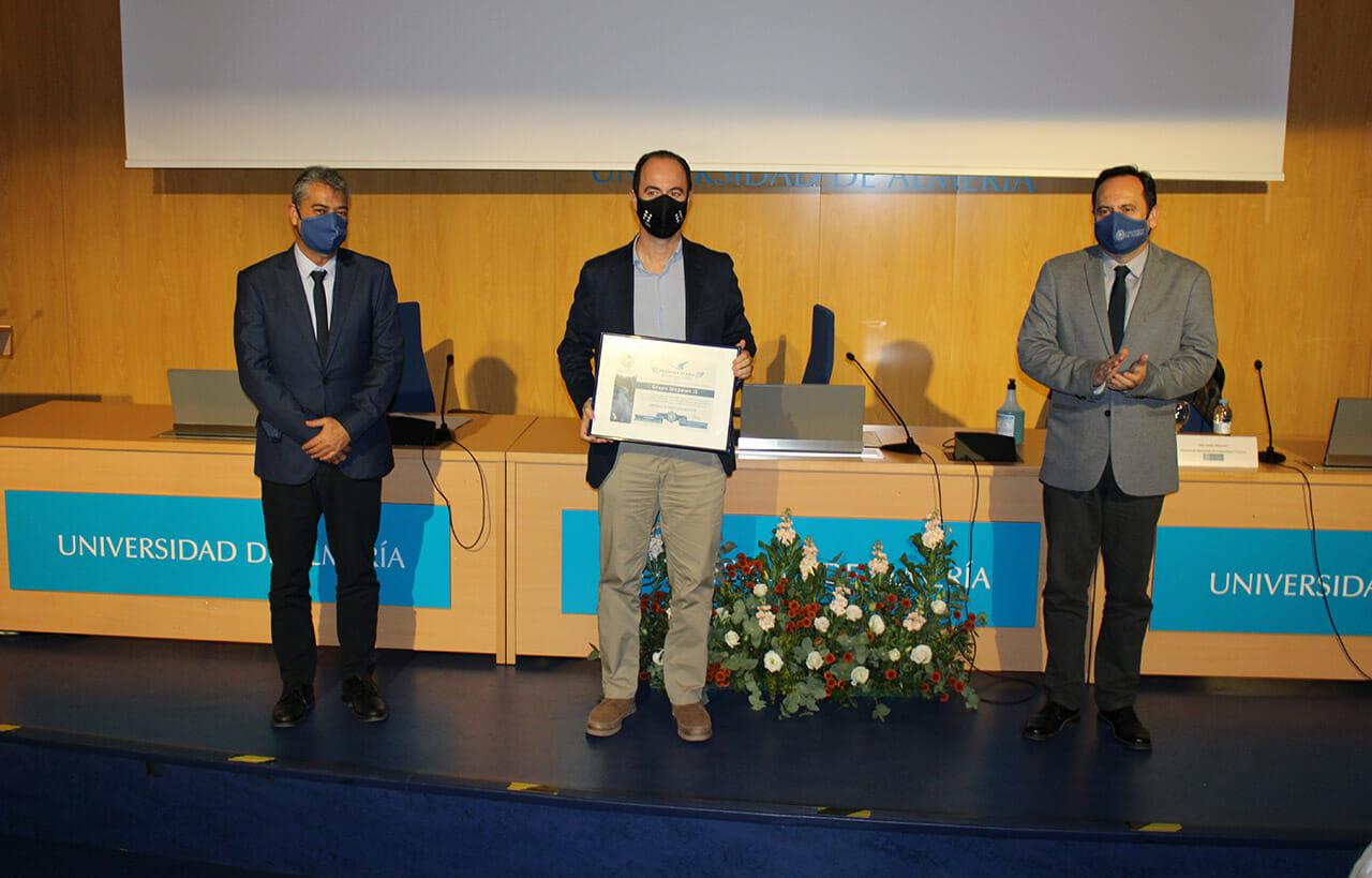 Premio ICaro de de UAL a la inserción laboral