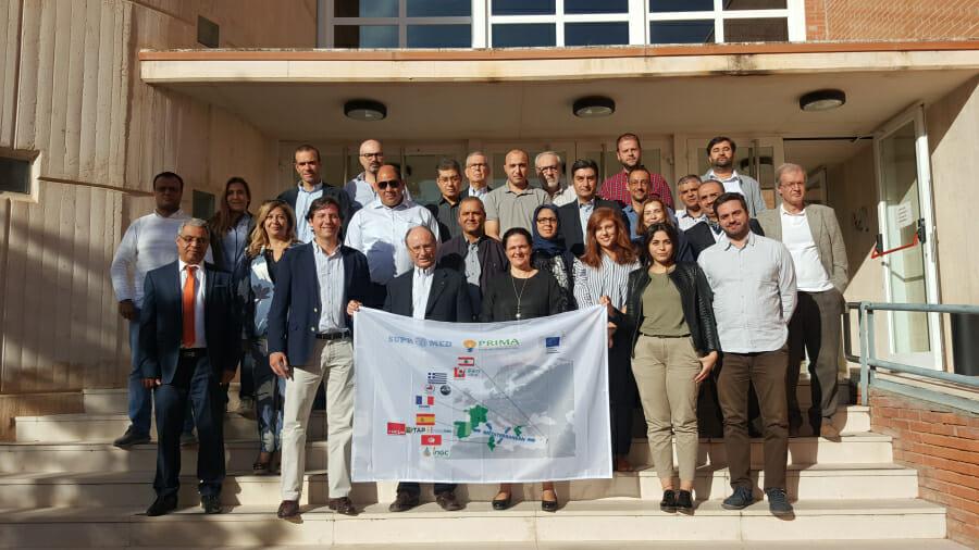 SUPROMED, gestión del agua, energía y fertilizantes en los agroecosistemas mediterráneos